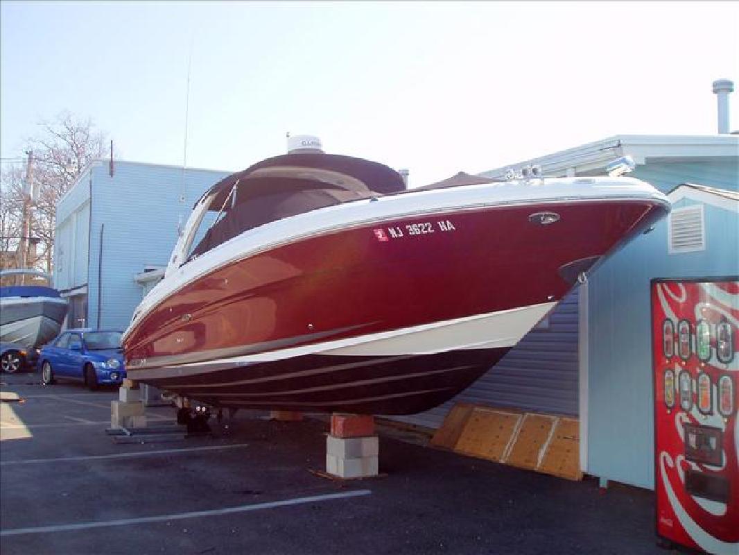 2007 29' Sea Ray SLX 290