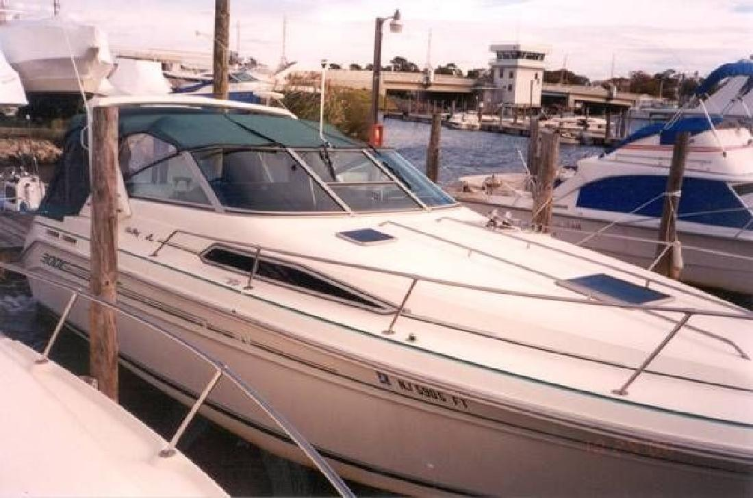 1992 30' Sea Ray Sundancer
