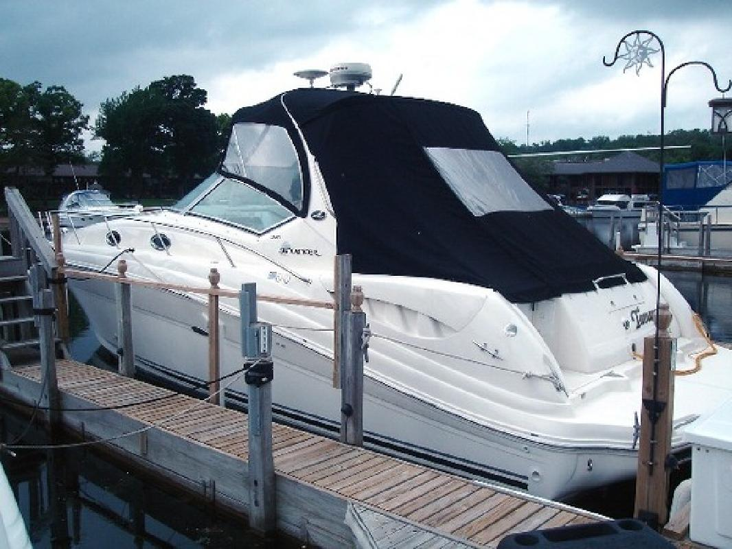 2004 34' Sea Ray Sundancer