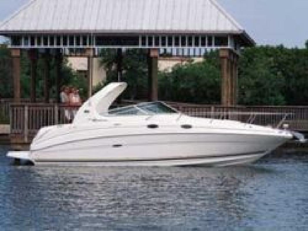 2002 28' Sea Ray Sundancer