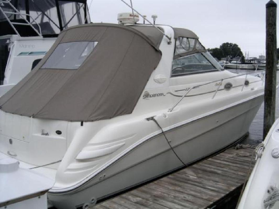 1997 33' Sea Ray Sundancer