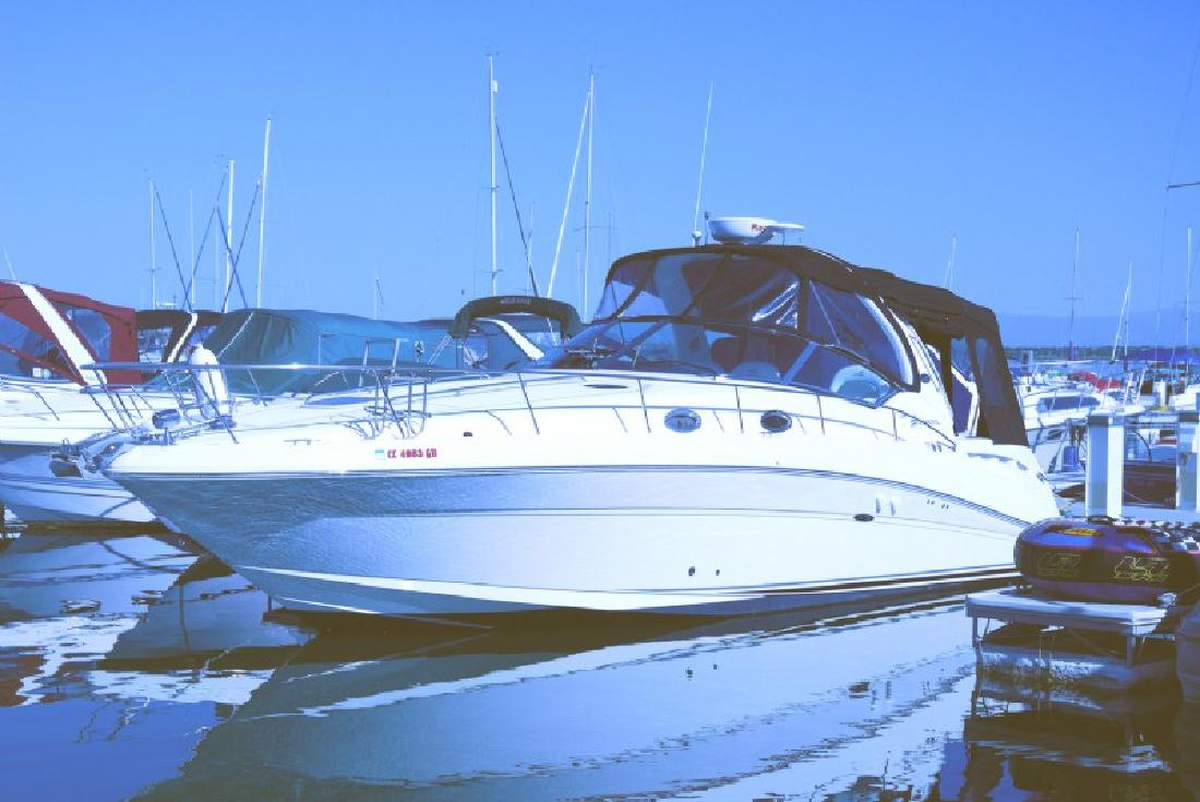 2007 34' Sea Ray Sundancer