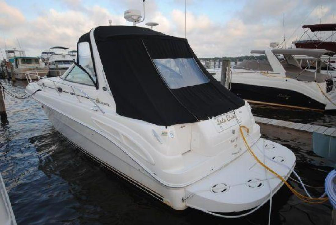 2002 34' Sea Ray Sundancer