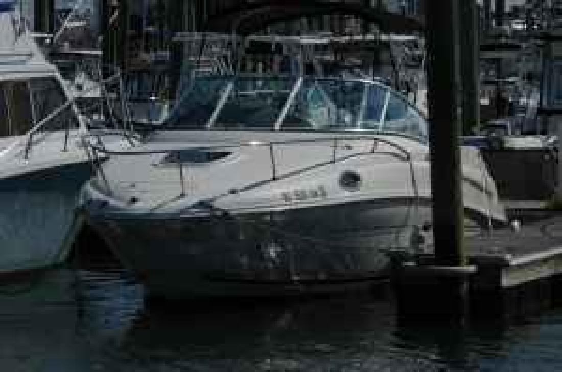2007 24' Sea Ray Sundancer 240