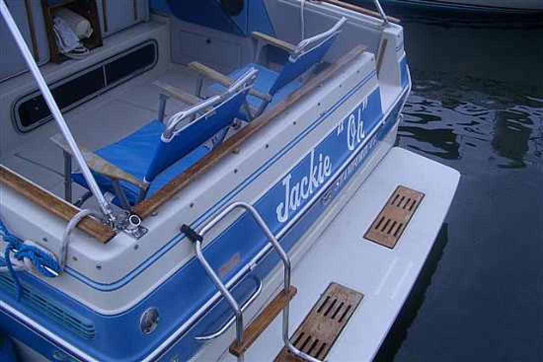 1987 26 Sea Ray Sundancer 268