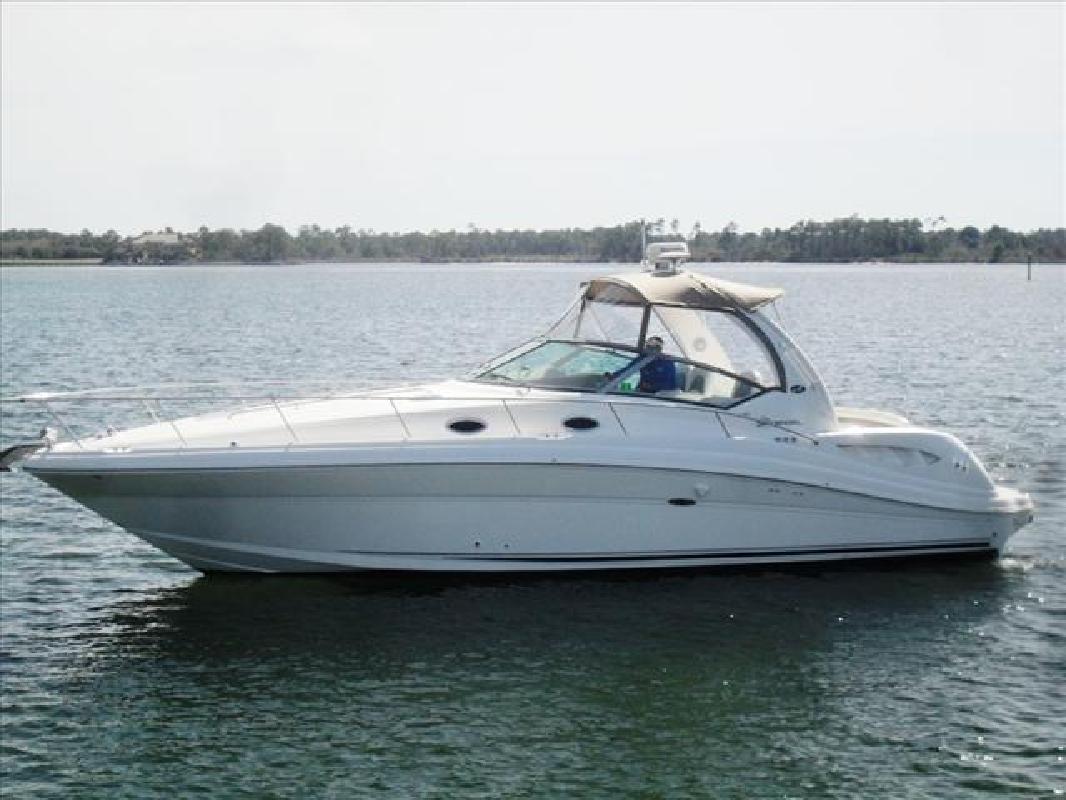 2004 34 Sea Ray Sundancer 34 For Sale In Destin Florida