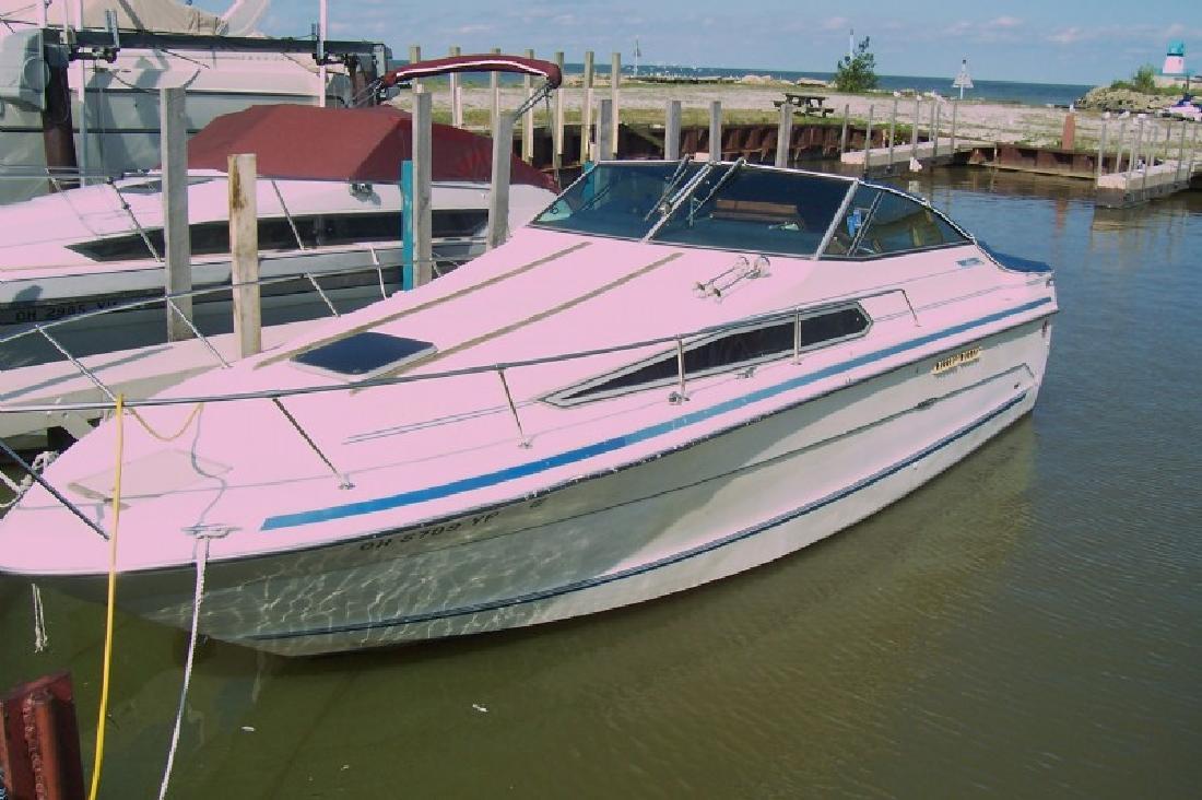 1986 26' Sea Ray Weekender 268