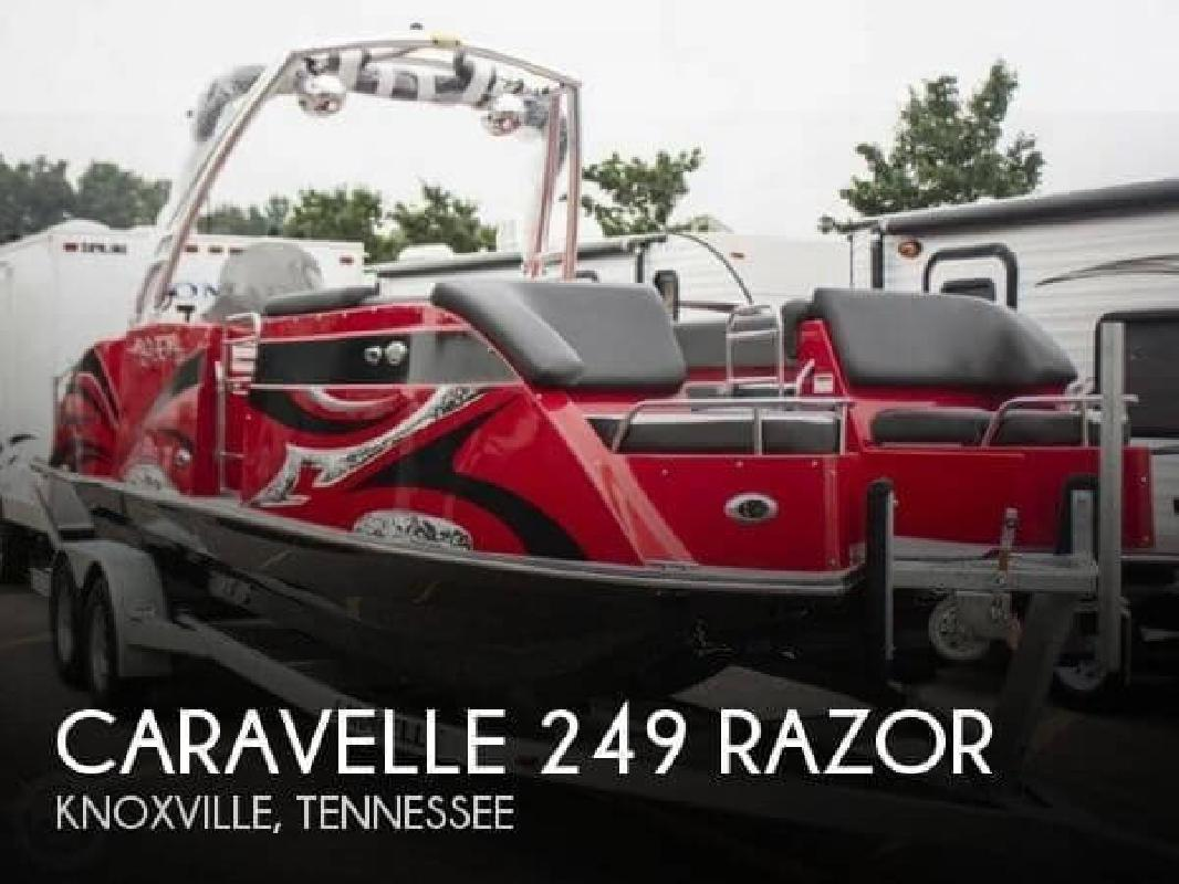 2014 Caravelle Boats 249 Razor Knoxville TN
