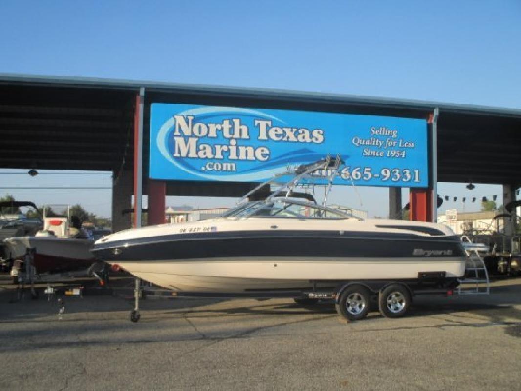2008 Bryant 265 RB Gainesville TX