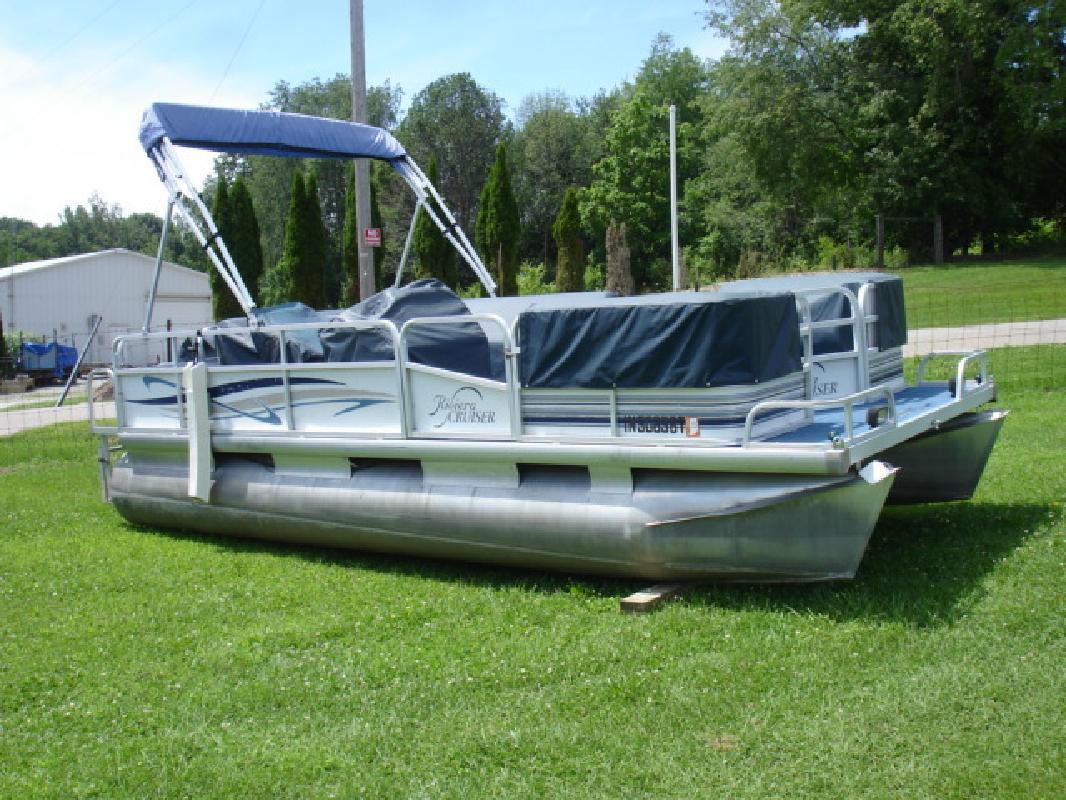 18- 2000 Riviera Cruiser SR 1823 RE Pontoon in Leesburg, IN