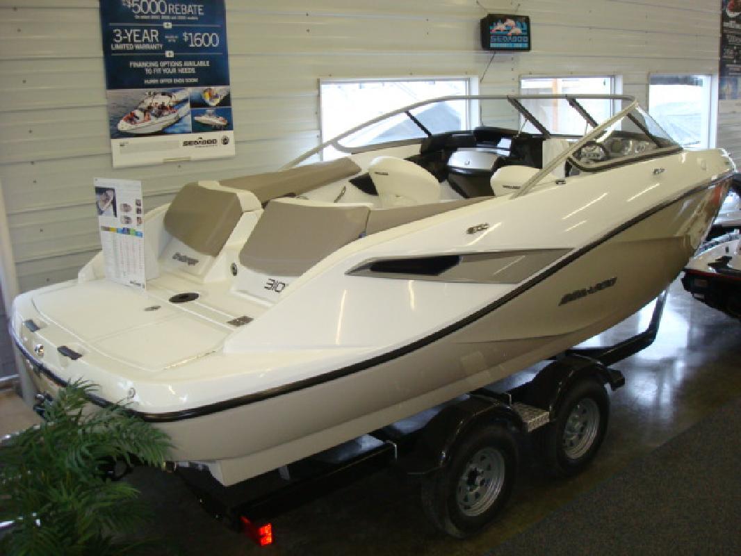 2010 20' Sea Doo Recreation 210 Challenger