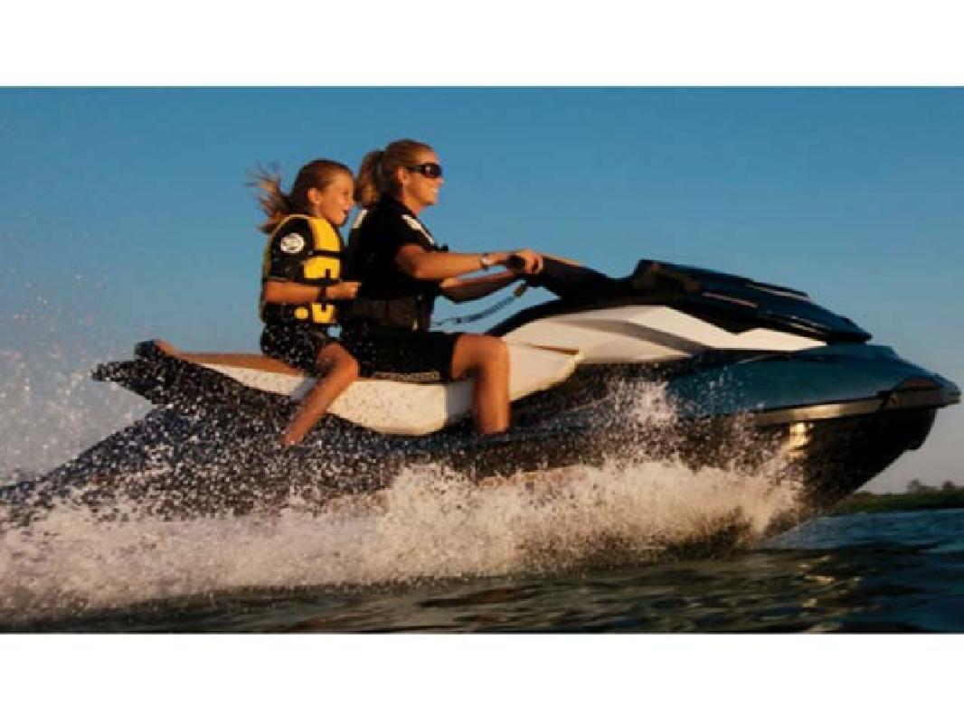 2012 11' Sea Doo Recreation GTI Limited 155