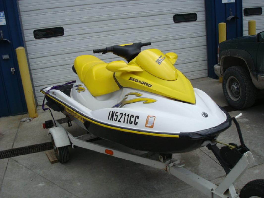 2005 11' Sea Doo Recreation GTI RFI