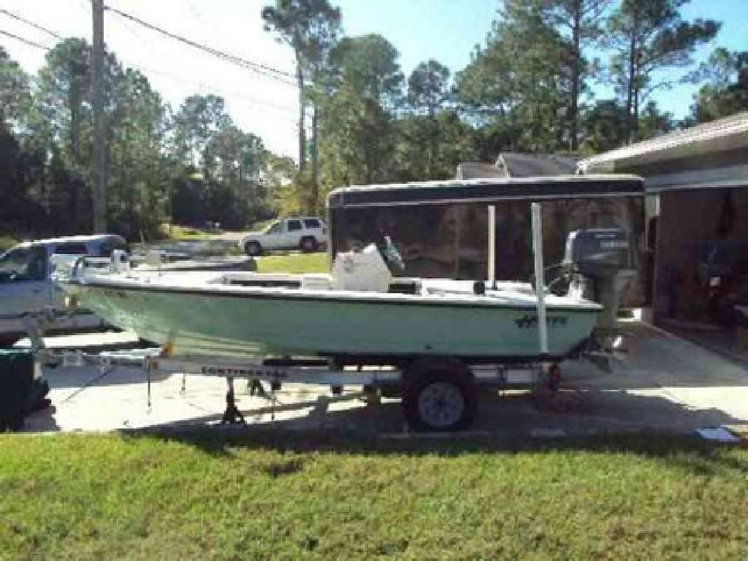 $19,995 2006 Hewes Redfisher