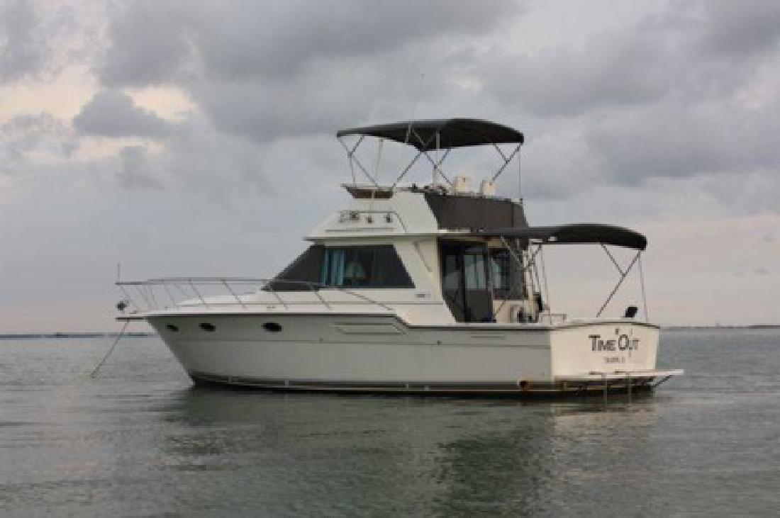 $59,000 1988 Tiara (Totally Refit in 2009!)