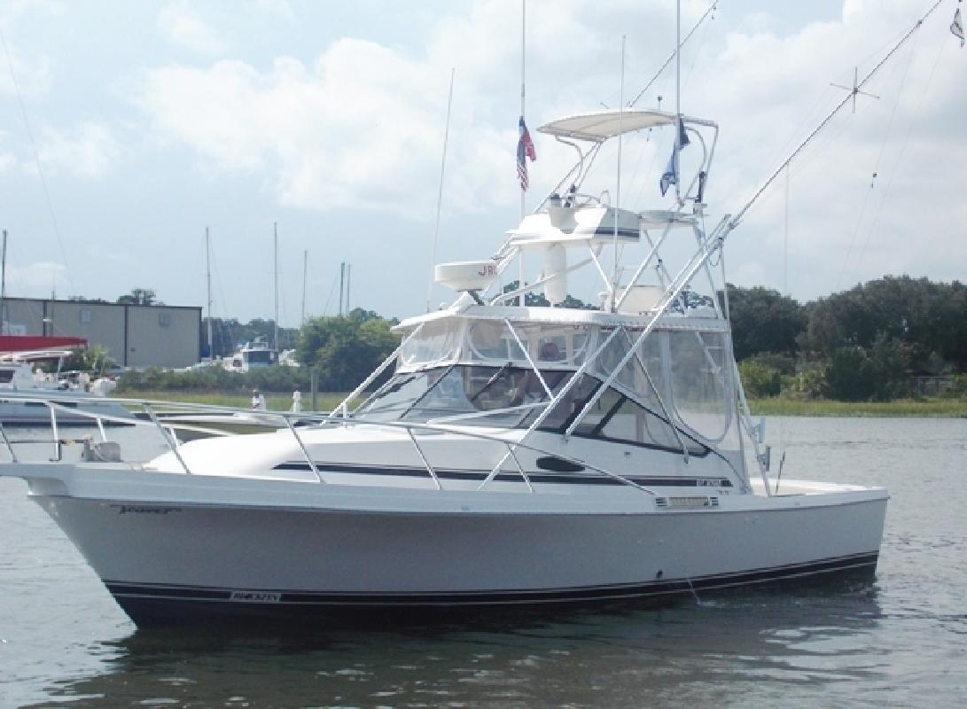 1990 Blackfin Yachts 32 Combi Refit Low Hours Savannah GA