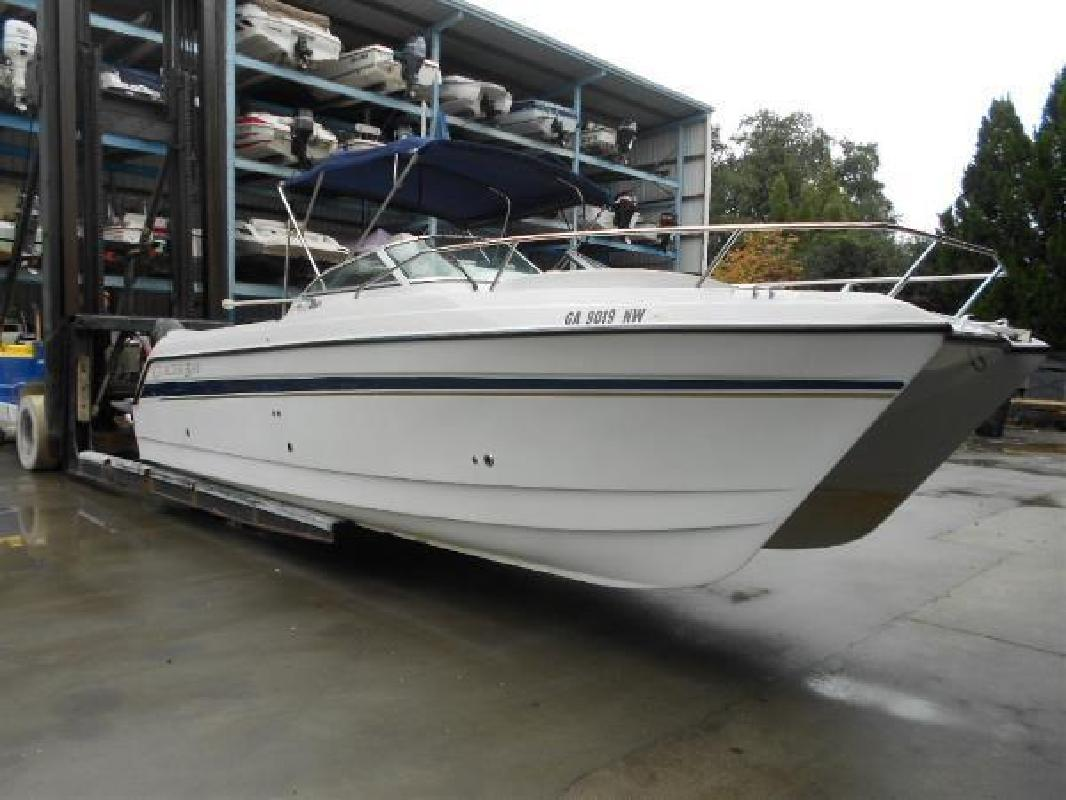 2003 GLACIER BAY 2640 Renegade Beaufort SC