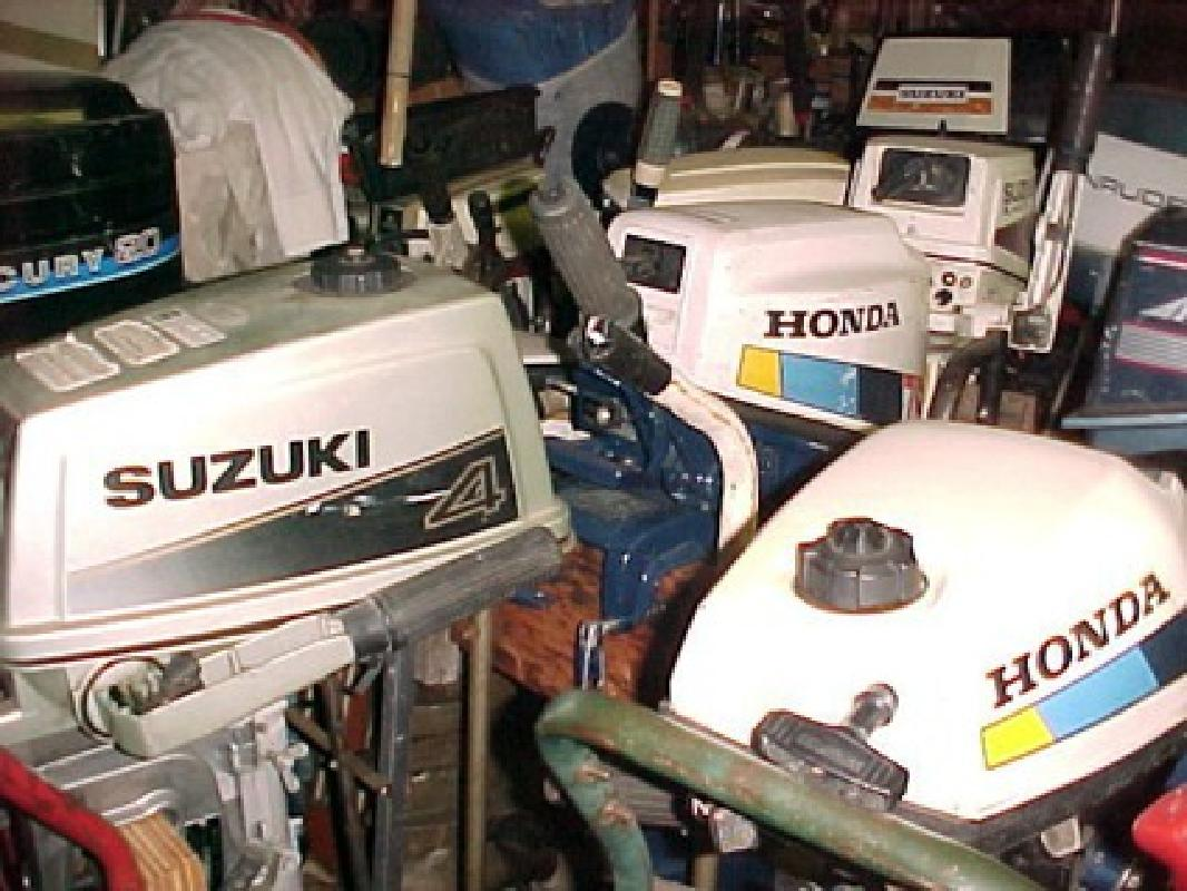 1 used outboard motors repairs for sale in san diego