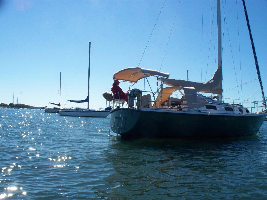 1981 30' Mccurdy & Rhodes Seafarer Swiftsure
