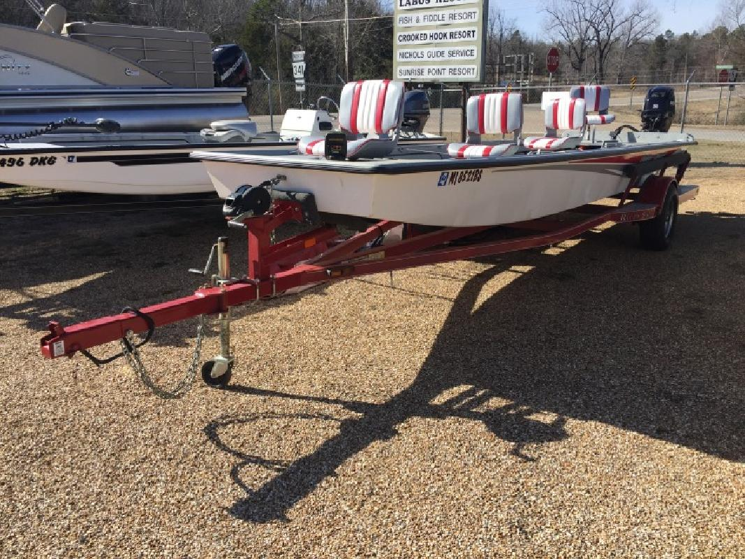 2011 - Playcraft Boats - 2149 Panfish River Skiff in Mountain Home ...