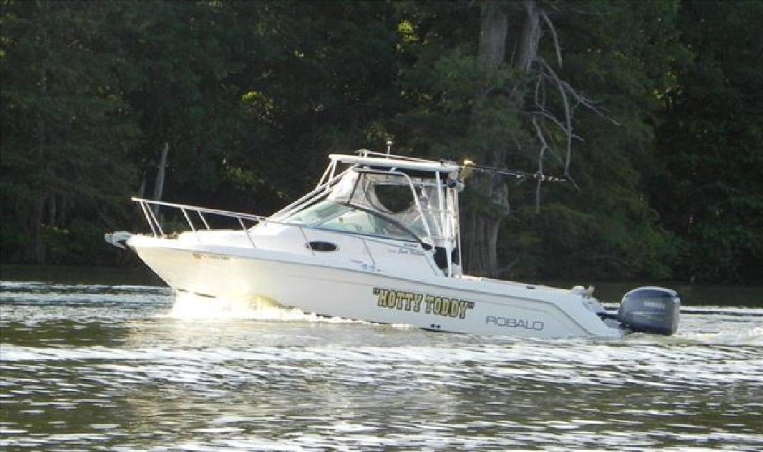 2004 26' Robalo 265