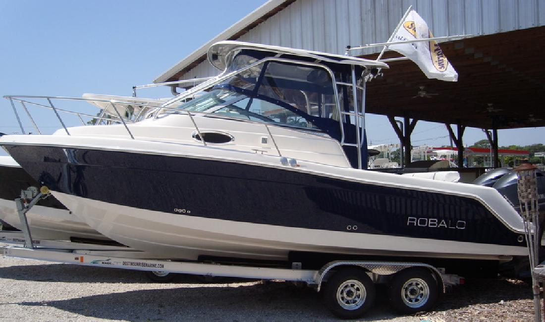 2011 26' Robalo 265 for sale in Mary Esther, Florida | All Boat Listings.com