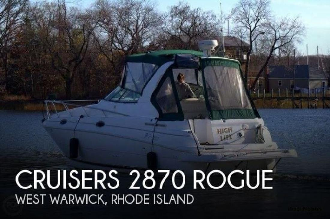 1998 Cruisers Yachts 2870 Rogue Warwick RI