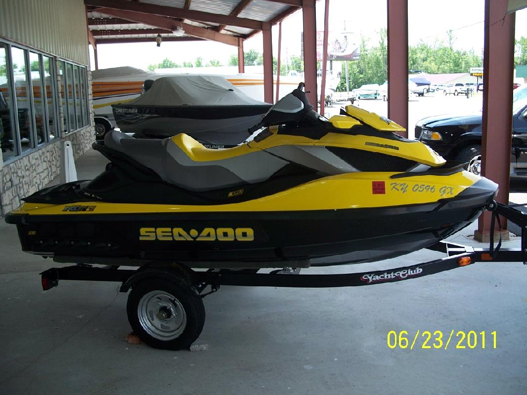 2010 11' Sea Doo RTX is 260