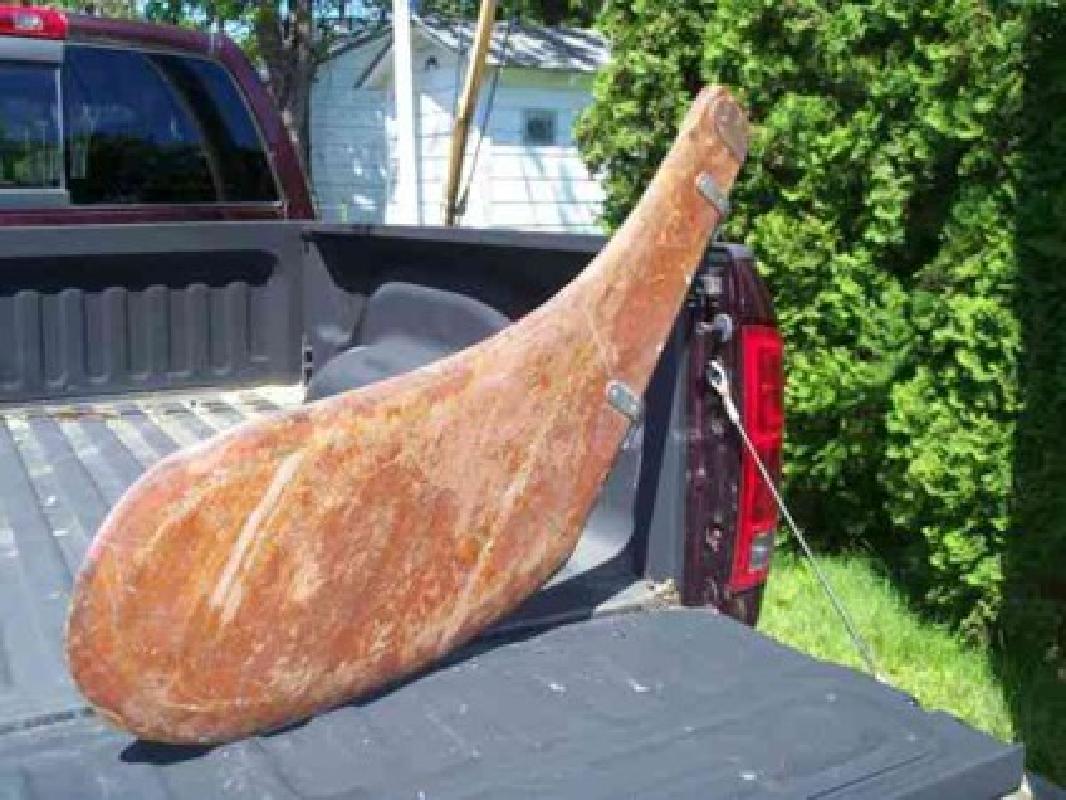 $125 Antique/Vintage Boat Rudder