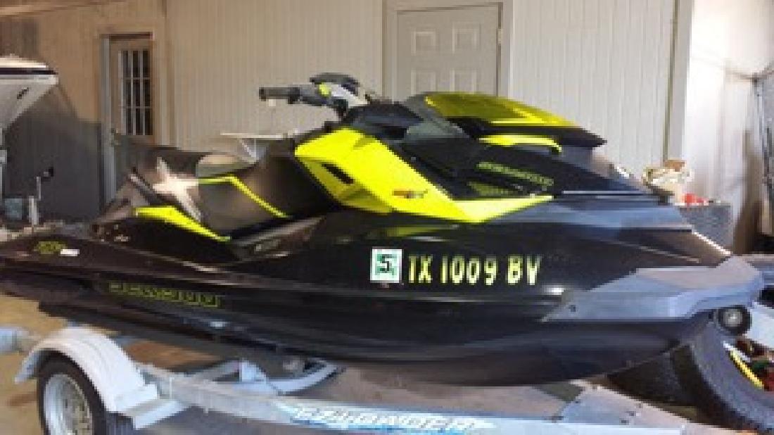 $3,866 2013 Sea-Doo RXP-X