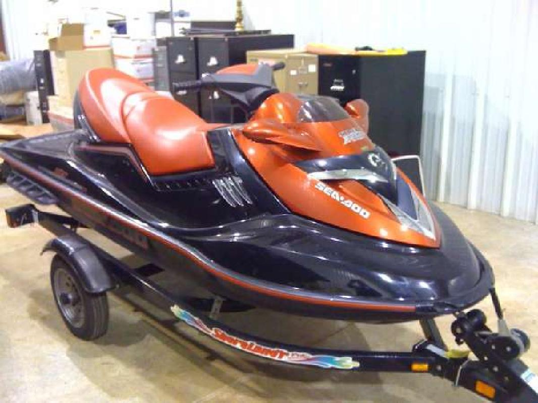 2006 10' Sea Doo RXT 4Tec Supercharged