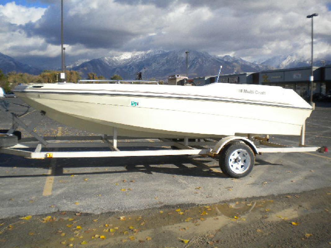 1982 17 Multi Craft Center Console in 3733 S Main St. In Salt Lake City, UT