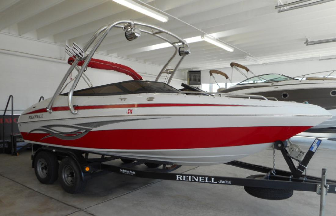 2008 20 Reinell 200 LSE Bowrider in 3600 S Main St. In Salt Lake City, UT