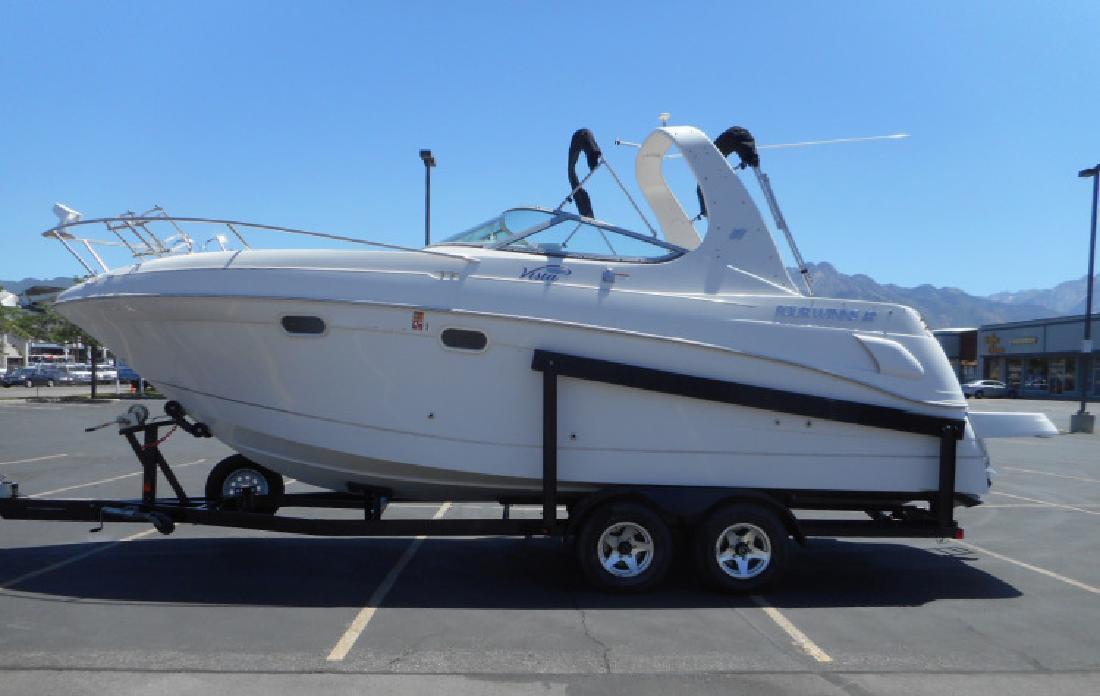 2002 26 Four Winns 268 Vista Cruiser in 3600 S Main St. In Salt Lake City, UT