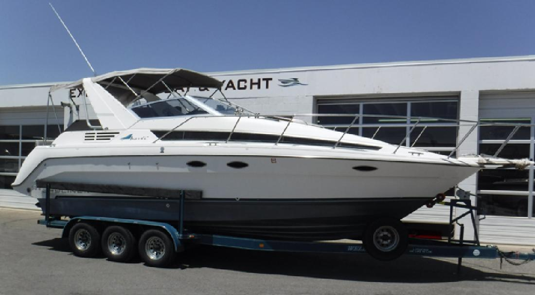 1991 30 Bayliner Avanti 3055 Sunbridge in 3600 S Main St. In Salt Lake City, UT