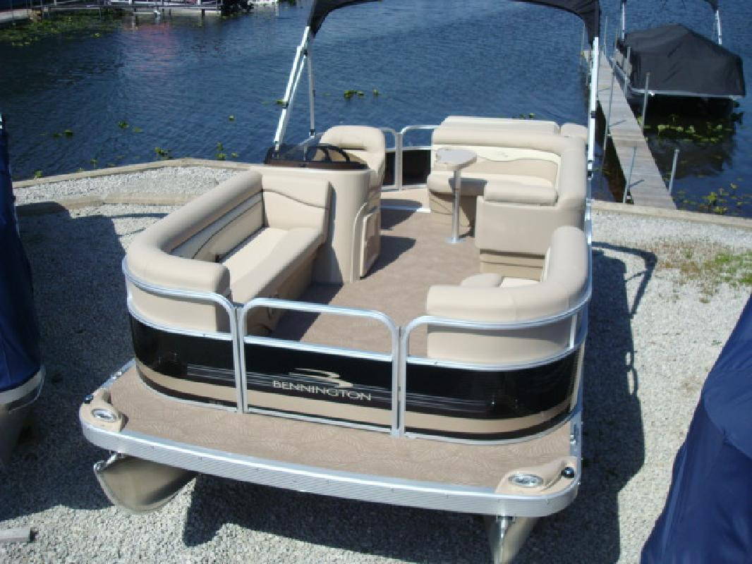 2011 20' Bennington Marine LLC S Series 20 SLi