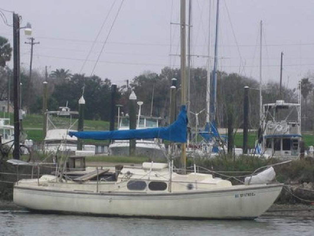 1 200 1966 Westerly Sailboat 25ft For Sale In Port Lavaca