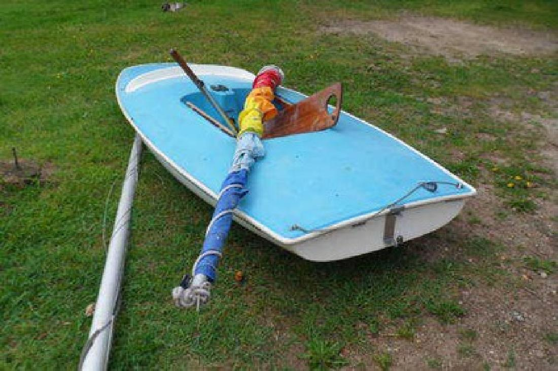 500 12 Butterfly Sailboat For Sale In Watervliet Michigan All