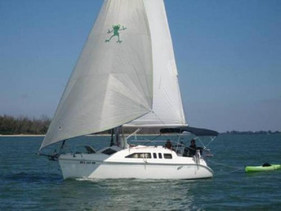 28,500Hunter 2004 H260 Sailboat For Sale in Sarasota, Florida