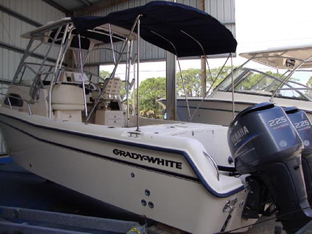2005 28' Grady-White Sailfish 282