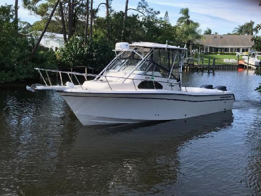 2001 Grady-White 282 sailfish Stuart FL
