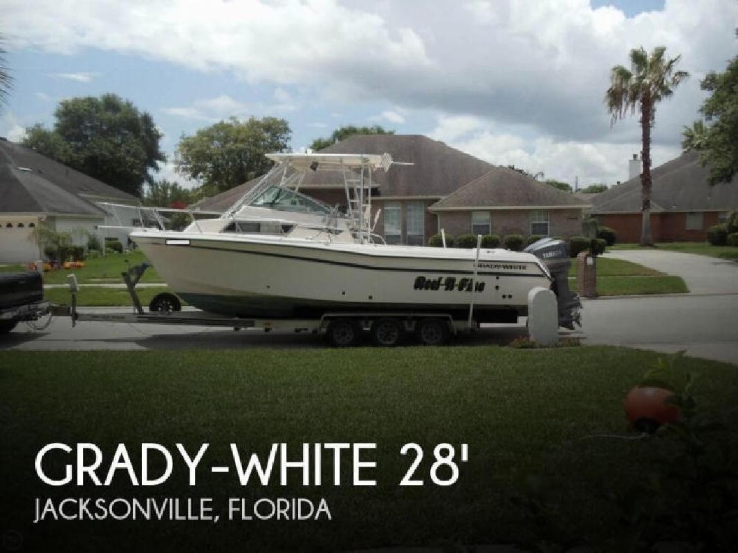 1998 Grady-White Boats 272 Sailfish WA Jacksonville FL for