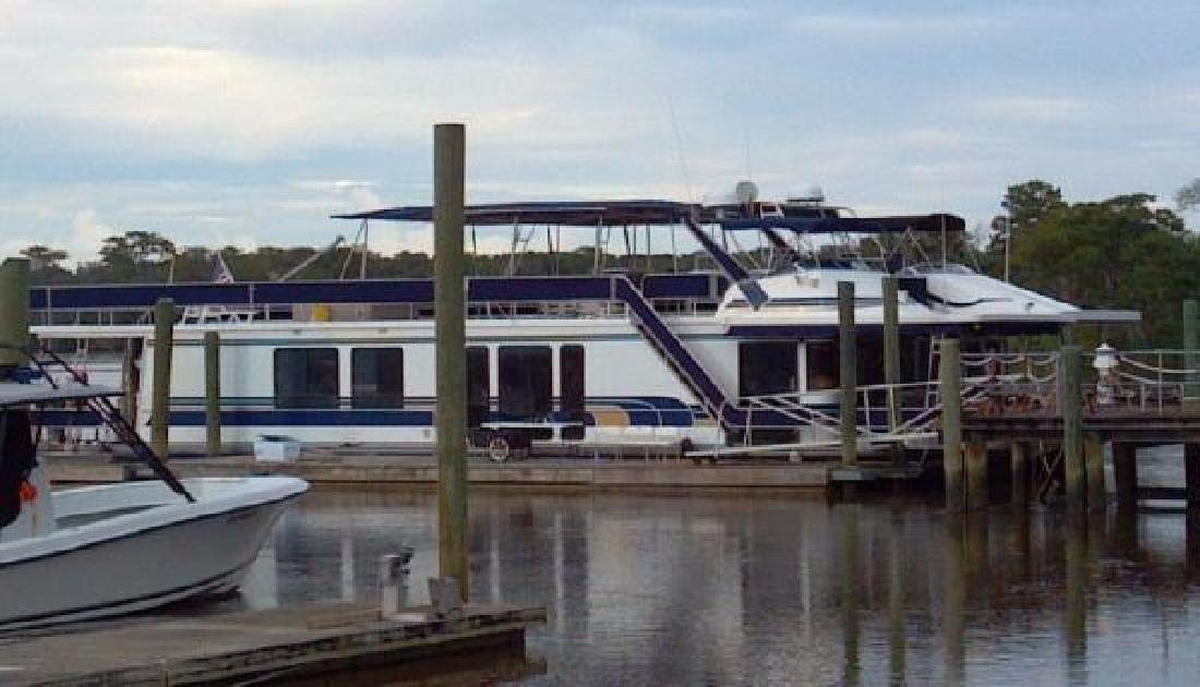 1996 Sumerset 75 Houseboat Saint Augustine FL for sale in