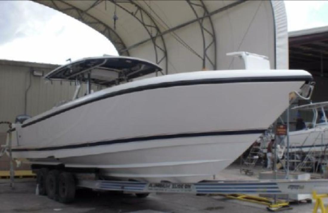 2012 Intrepid Powerboats Savannah GA