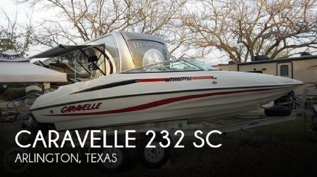 1996 Caravelle Boats 232 SC Arlington TX
