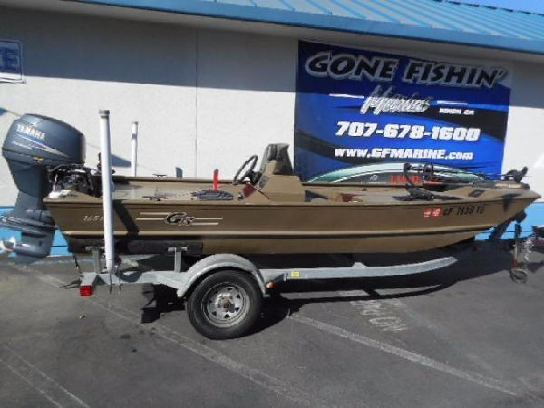 G3 new and used boats for sale in california for Used fishing boats for sale in california
