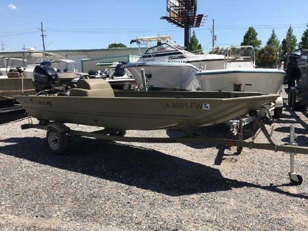 2014 Tracker Grizzly 1648 SC Marrero LA for sale in