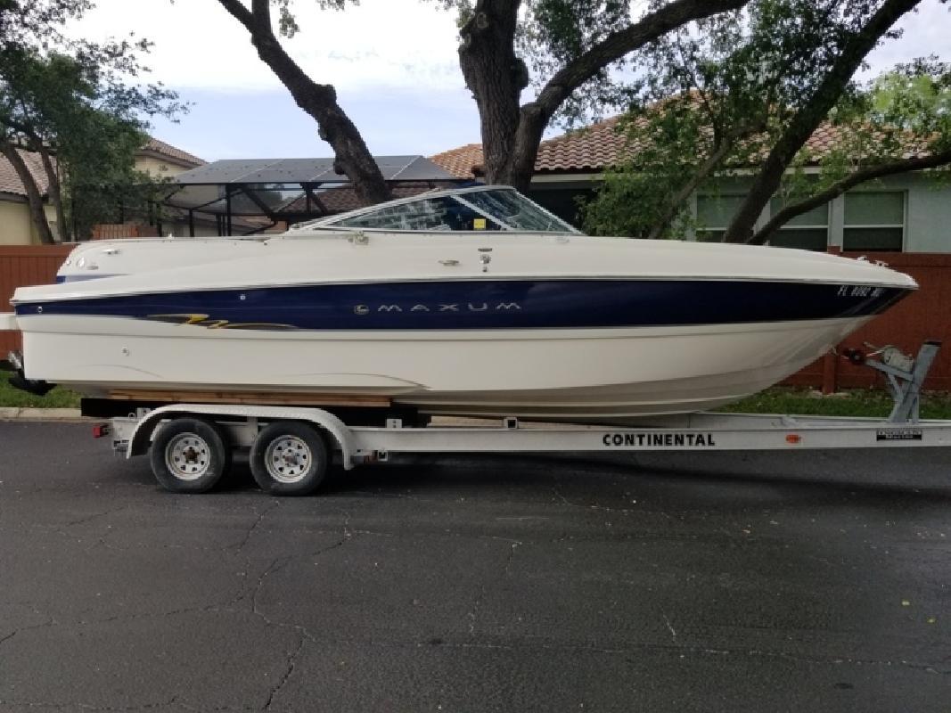 2004 - Maxum Boats - 2400 SD Sport Deck in Tampa, FL