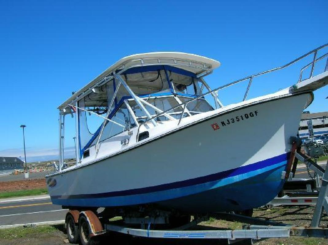 Shamrock new and used boats for sale in nj for Fishing boats for sale nj