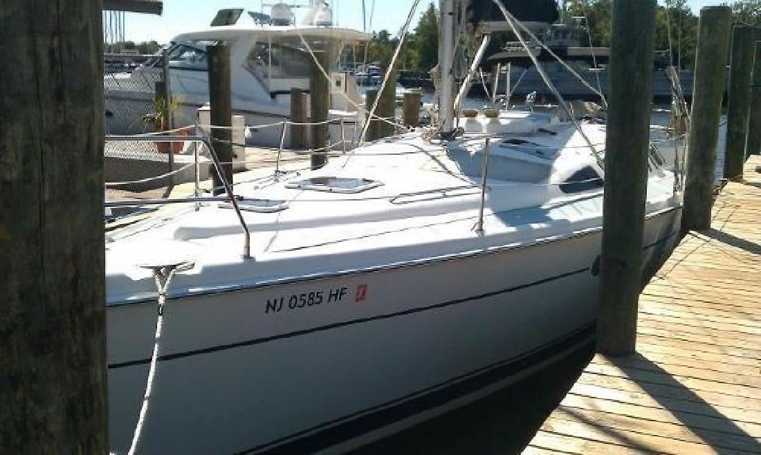 2002 Hunter 410 Sea Bright NJ